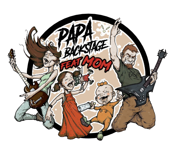 Papa Backstage Le Blog